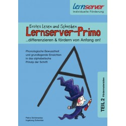 Lernserver Primo Teil 2: Fördermaterialien