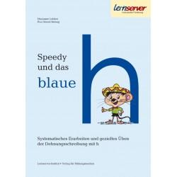 Speedy und das blaue h