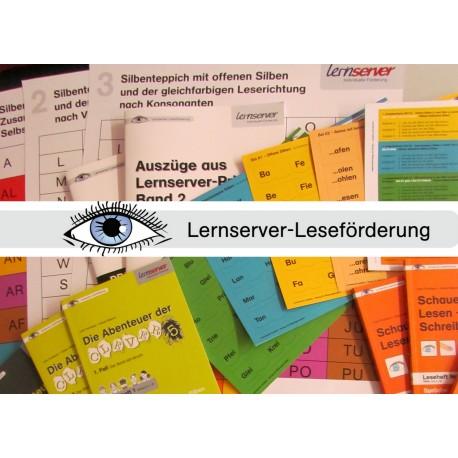 Gesamtpaket TeDeL-Förderung inkl. Code zur Freischaltung der Förderempfehlungen in Ihrem Lernserver-Portal