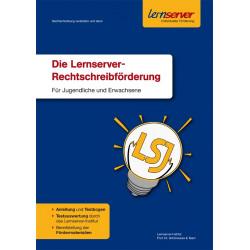 Lernserver-Paket 7+ (Lernserver-Rechtschreibförderung für Jugendliche und Erwachsene)
