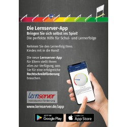 App-Flyer-Paket für Kooperationspartner