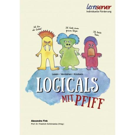 Logicals mit Pfiff - Lesen, Verstehen, Knobeln