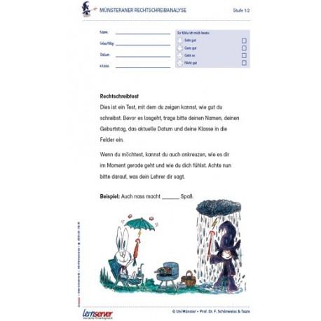 MRA-Testbogen (ohne Diagnose)